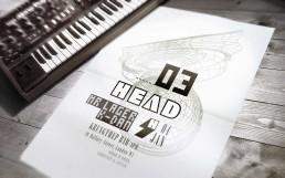 koopski head identité flyer affiche raphael panerai graphiste freelance paris