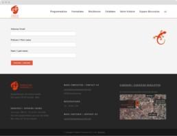 koopski graphiste fondation passerelle newsletter panerai