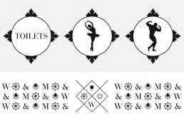 koopski signalétique wormwood restaurant raphael panerai illustration webdesign freelance