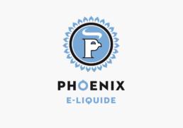logo Phoenix e-liquide, raphael panerai