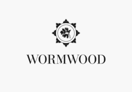 logo Wormwood Restaurant, raphael panerai