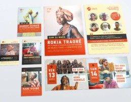 koopski flyers affiches graphiste paris fondation passerelle raphael panerai