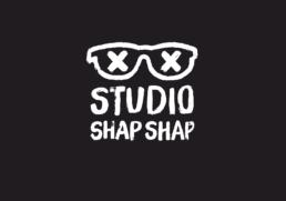 logo Studio Shap Shap band, raphael panerai 2020